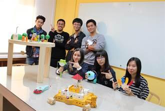 玩具創意設計賽 第一科大獲獎數全國第一