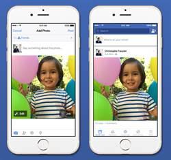 臉書iOS App開始支援Live Photos