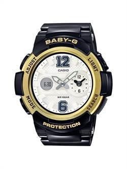 BABY-G x少女時代 街頭運動簽名限量錶款!