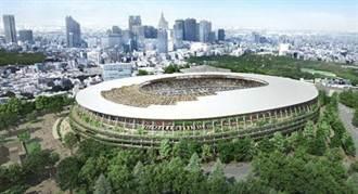 2020年東京奧運主場館設計 建築師隈研吾獲選