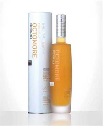 向威士忌傳奇Jim McEwan致敬 布萊迪奧特摩07.3全新上市