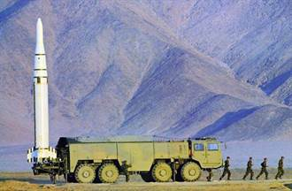 陸媒:共軍首款鑽地導彈東風15C