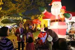 東海大學耶誕節活動 耶誕夜進入高潮