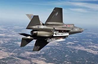 日增軍費 打造F-35戰機群