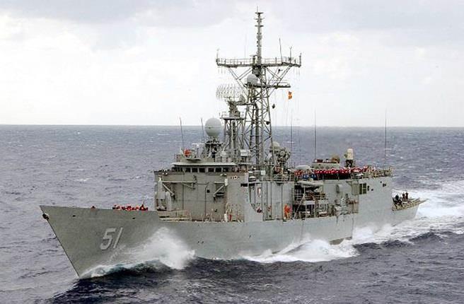 歐巴馬政府12月中已通知美國國會將對台軍售,其中包括兩艘派里級巡防艦,圖為蓋瑞號(USS Gary FFG-51)。(圖/摘自美國海軍官網)