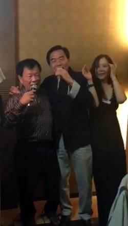 李全教上酒家參加生日宴 影片遭外流