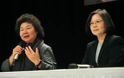 總統辯論評蔡表現 陳菊:超過85分