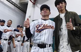 台日青棒交流賽各為5隊最恰當