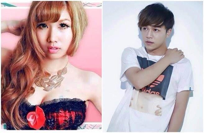 張峰奇遭爆劈腿女DJ(ASANA),但他稱只見過對方一次。(圖/取自ASANA臉書)