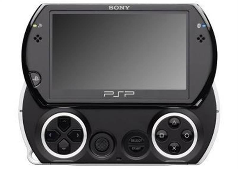 Sony PSP掌上型遊戲機。(圖/翻攝Sony官網)
