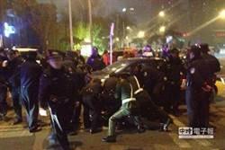 北京王府井搶名錶後因堵車被逮 笨賊被判12年