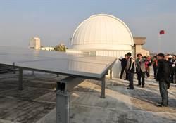 金門邁向低碳島 屋頂也能發電