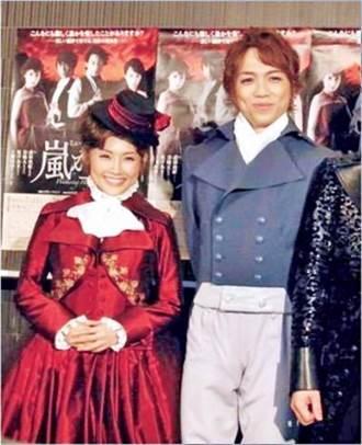 登記囉!安倍夏美嫁音樂劇王子