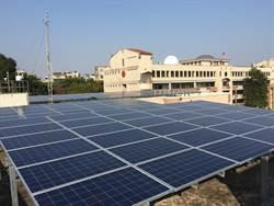 大同在金門設首座太陽光電發電系統啟用
