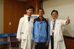 中年男子集5癌於一身 切除根治後重返工作