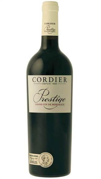 茂世企業引進法國波爾多 百年經典蔻蒂耶CORDIER酒莊