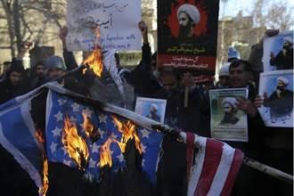 沙烏地與伊朗斷交 中東大聯盟瓦解