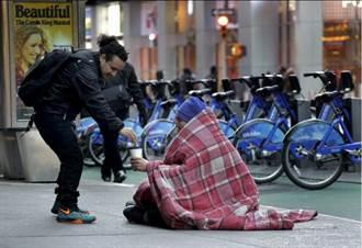 太冷 紐約禁止遊民露宿街頭