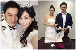 《力王》樊少皇低調結婚 兩桌迎娶嬌妻