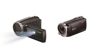 Sony全新數位攝影機登台 新增縮時攝影功能