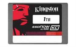 Kingston 推出全新商務級高速固態硬碟