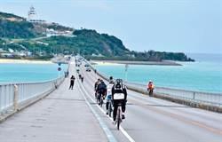 女生也能征服異域 騎單車暢遊沖繩