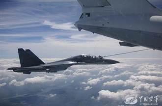 新加油機服役 陸南海添戰力