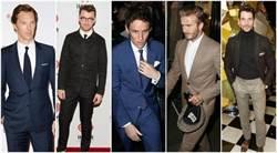 英國《GQ》公布「年度最會穿的50位英國男士」貝克漢父子雙雙入榜