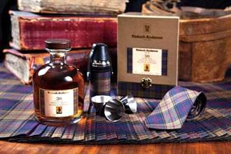 蘇格蘭皇室榮耀  金.安德森威士忌登台