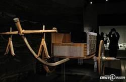 古代禮儀車輛 耗200萬人民幣復製