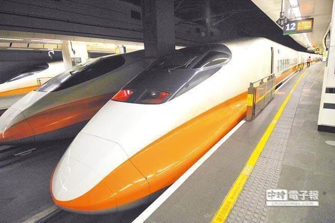 高鐵工會成員擬2月起依法休假,春節加班車恐無人可開。(資料照片)
