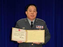 國防部發「保衛台灣紀念章」 馬將親頒