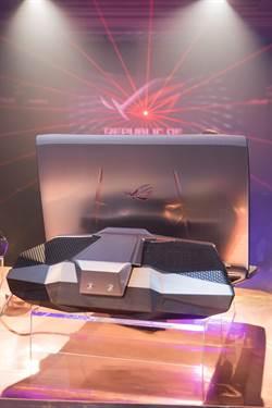 華碩ROG  GX700水冷超頻電競筆電 發揮驚人遊戲潛能