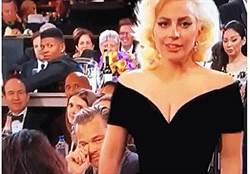 李奧納多白眼Gaga 囧臉背後故事超展開
