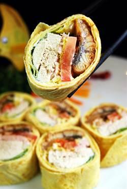 美福飯店台菜廳「米香」 「阿舍菜」上桌