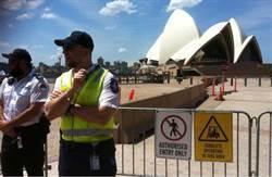 傳收炸彈威脅 雪梨歌劇院清場封鎖