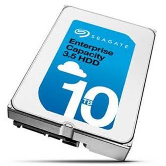 希捷發表10TB企業級硬碟