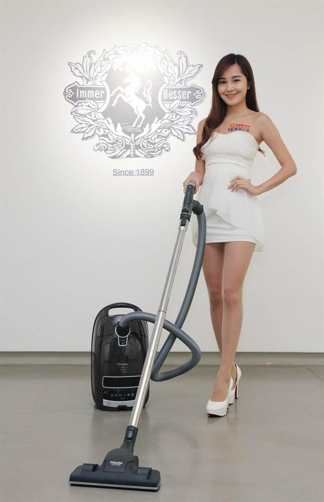 嘉儀企業引進5款德國Miele吸塵器在台銷售。圖/業者提供