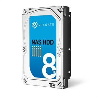 希捷新推出8TB高容量NAS HDD