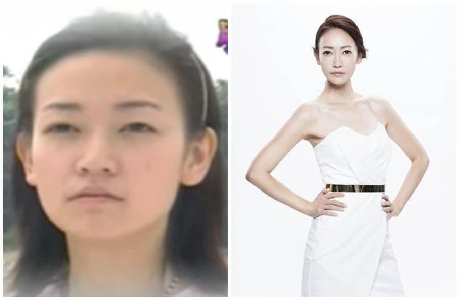 潘慧如扮演單純傻傻的林宜靜,與林佑威飾演男女朋友。(圖/翻攝自Youtube/潘慧如臉書)