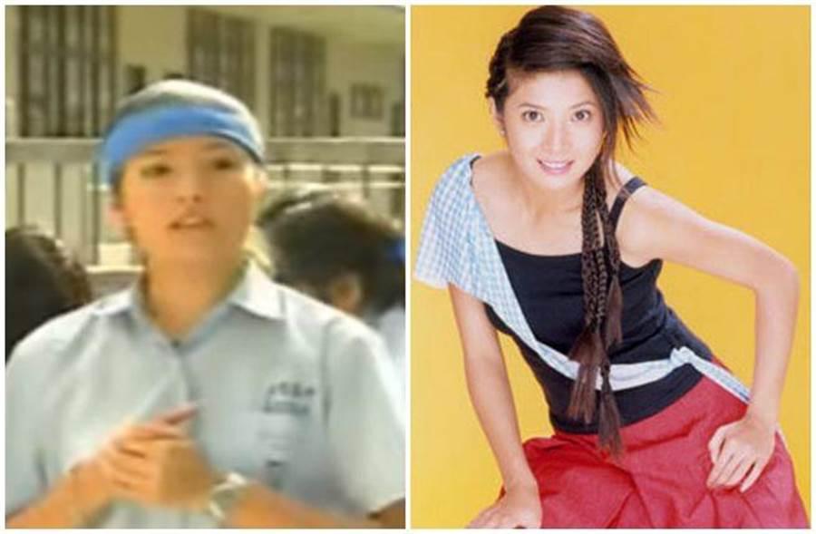 胡凱欣飾演劇中同名角色,是名很有正義感的女生。(圖/翻攝自Youtube)