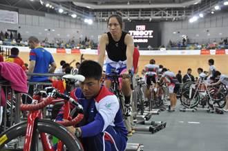 團隊加持 蕭美玉專注比賽搶奧運門票