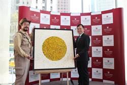 日月千禧成台中首家「藝術亮點」國際五星級酒店