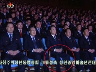 北韓黨書記崔龍海 右腿極細引猜測
