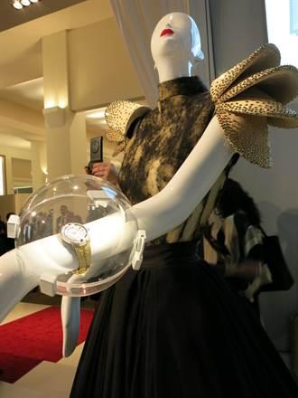 日內瓦高級鐘表展登場 Roger Dubuis女伶揭幕