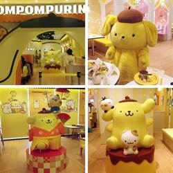 沒有最可愛只有更可愛!超人氣布丁狗餐廳POMPOMPURIN Café於台北開幕囉!