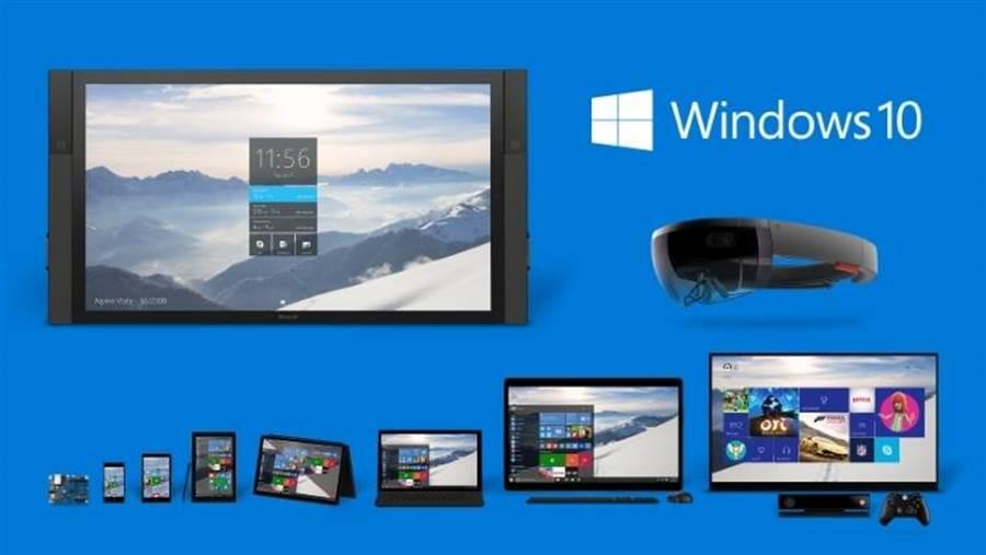 微軟宣布下一代處理器將僅支援Windows 10,引發不少議論。(圖/翻攝微軟官網)