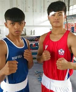 內埔農工校友 代表台灣爭取奧運拳擊資格賽