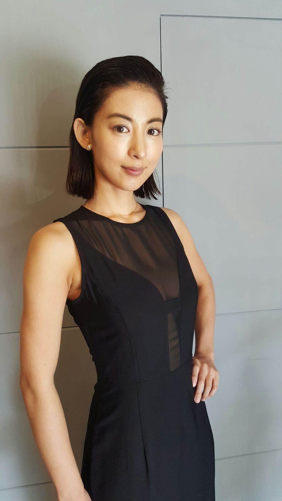 大久保麻梨子23日將上《女王的密室3》,坦承擔心直播時中文不輪轉。(圖/台視提供)