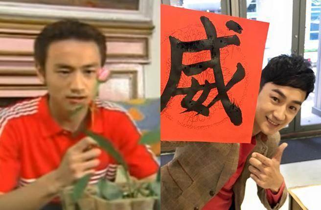 林佑威最初以組合出道,後來單飛後繳出漂亮的成績單。(圖/翻攝自土豆網、林佑威臉書)